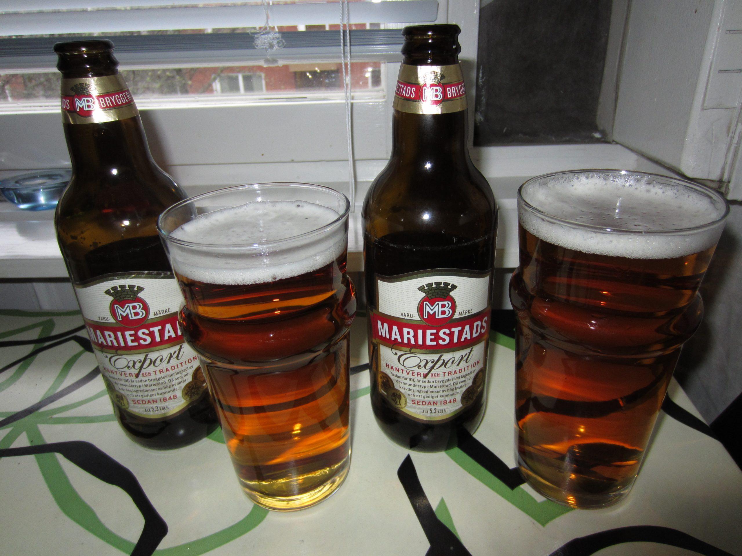 Svensk öl smakar bäst